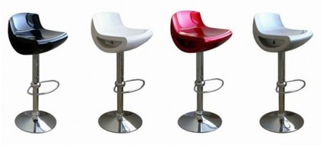 Delta Modern Bar Stools in Different colors - Set of 2
