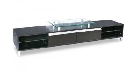 Wood Entertainment Center TV Stand 091