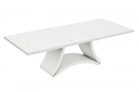 D313 White Dining Table