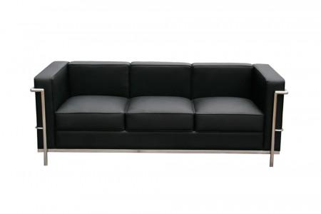 J&M Furniture Cour Sofa Chair Le Corbusier Style