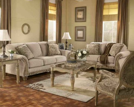 3940038 Cambridge Sofa Loveseat by Ashley Signature Design