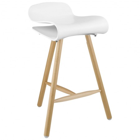 Clip Contemporary Counter Stools - Set of 2