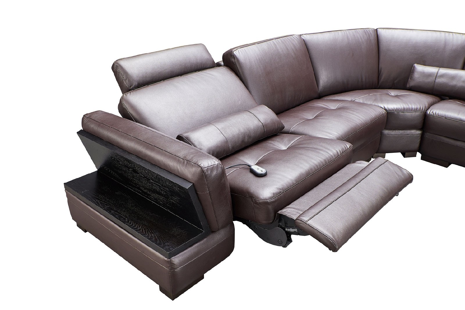 Large Reclining Sectional