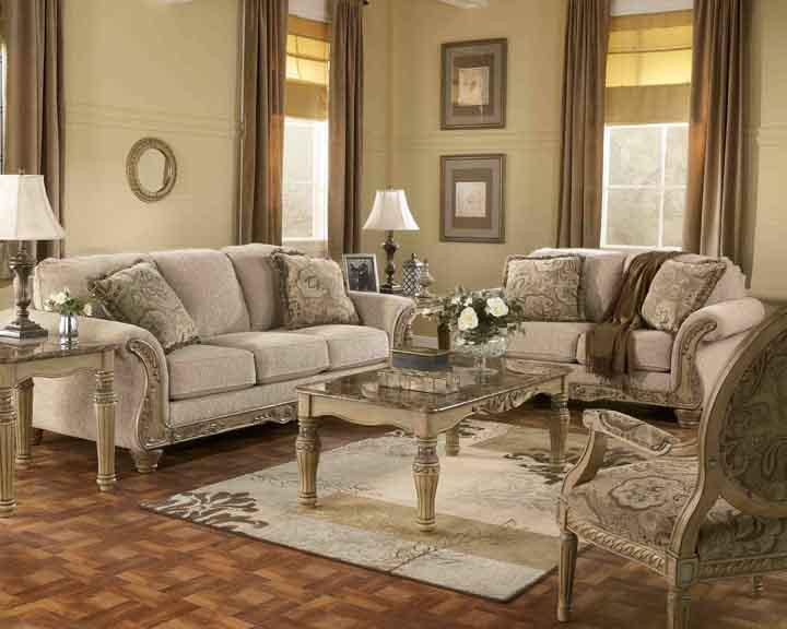 3940038 cambridge sofa loveseatashley signature design