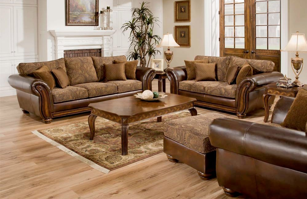 8104 simmons vintage sofa living room set with queen sleeper