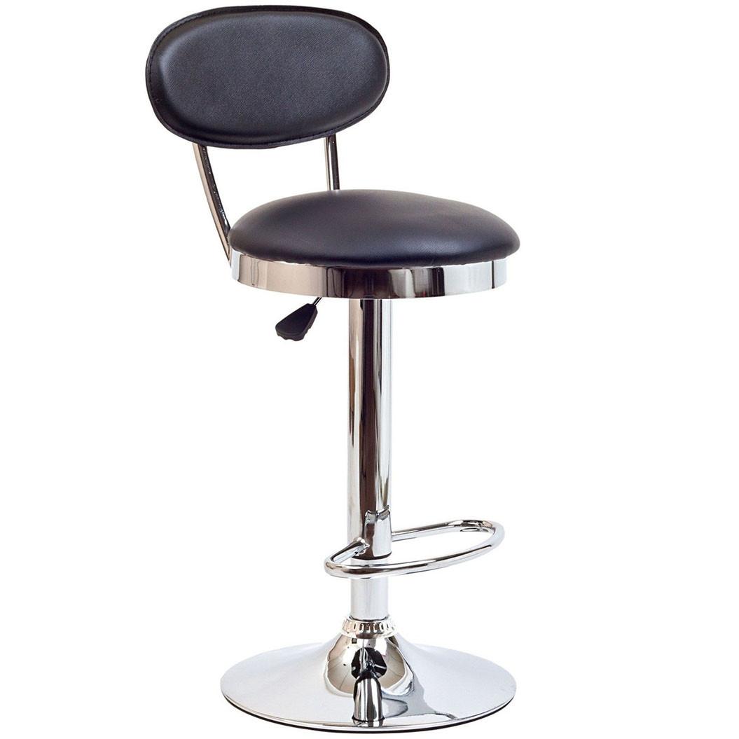 Fine Eei 636 Retro Black Modern Bar Stool Ocoug Best Dining Table And Chair Ideas Images Ocougorg