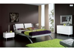 Contemporary Bedroom Set 390 - Dupen Spain