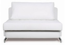 Contemporary White Chair Bed Sleeper 07 by NewSpec