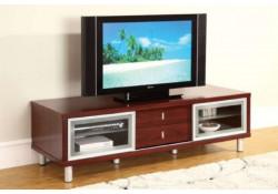 720 Contemporary Cherry TV Stand