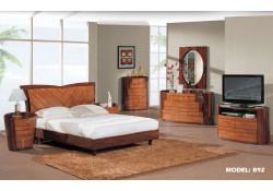 New York Modern Kokuten Bedroom Set by Global Furniture