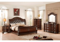 Homelegance Chaumont Bedroom Set with Sleigh Bed