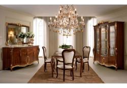Donatello Classic Italian Dining Room Set