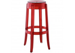 EEI-1701 Casper Modern Red Bar Stool