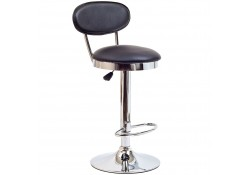 EEI-636 Retro Black Modern Bar Stool