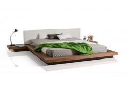 Opal Modern Platform Bed