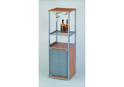 Liquor Wine Mini Home Bar Cabinet