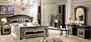 Aida Bedroom Set with Vanity Dresser