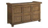 106986 Willowbrook Home Bar Rustic Arts and Crafts