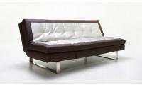 Modern Two Tone Adjustable Sofa Bed Sleeper 12