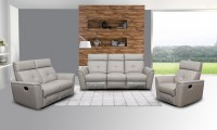 8501 ESF Modern Grey Reclining Living Room Set