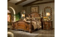 AICO Villa Valencia Poster Bedroom Set