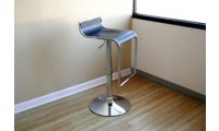 LEM Piston Modern Walnut Bar Stool - Set of 2