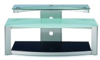 Tempered Glass TV Stand V Hold 402