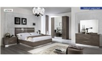 Platinum Lengo Italian Bedroom Set