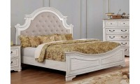 Pembroke Bedroom Set in Antique Whitewash