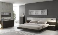 """Porto Modern Bedroom Set in Wenge - USE CODE """"sale"""" GET 10% OFF"""