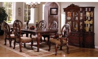Tuscany II Antique Cherry Dining Room Set