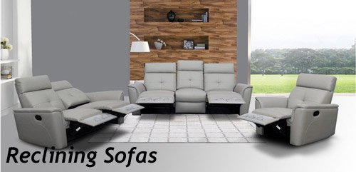 Reclining Sectionals and Sofas