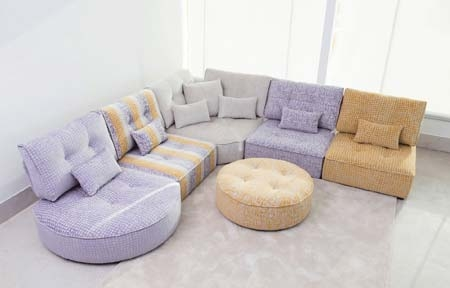 Ariel Sectional Sofa