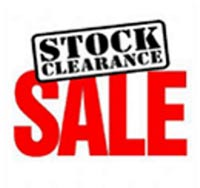 Coco White Stock Clearance Sale