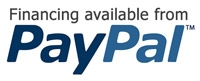 Financing from PayPal