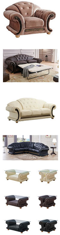 Versace Living Room Furniture Collection
